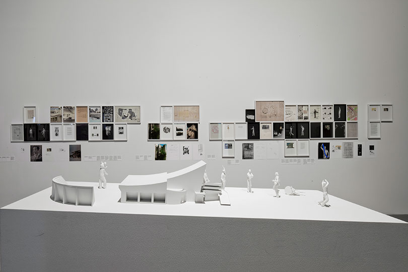 Ala Younis, Plan for Greater Baghdad, 2015, two- and three-dimensional prints and a model. Photo by Alessandra Chemollo. Courtesy la Biennale di Venezia.