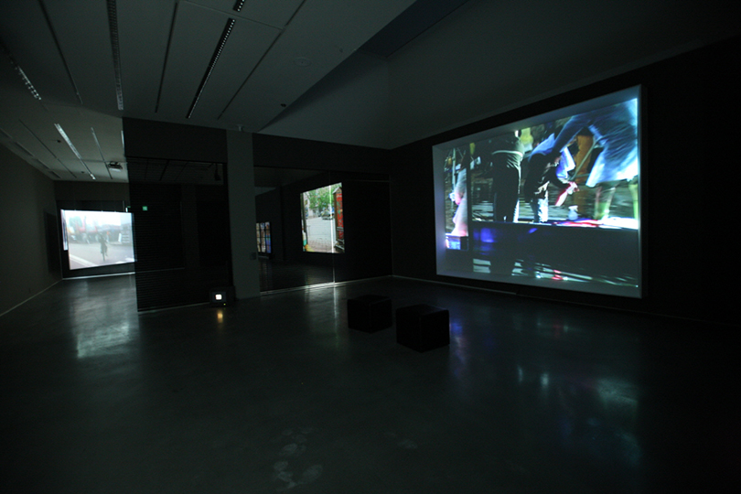 Installation view of 《Korean Video Art from 1970s to 1990s》. ⓒMMCA.