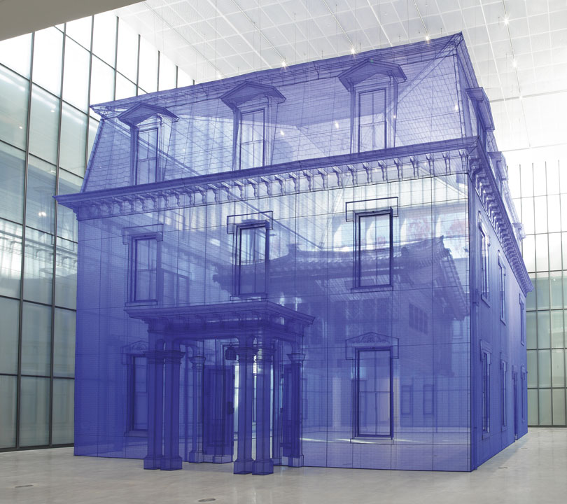 DO HO SUH 〈Home within Home within Home within Home within Home〉, 2013, Installation view, Home Within Home, National Museum of Modern and Contemporary Art, Seoul, Korea, 2013–2014 © Do Ho Suh. Courtesy the artist and Lehmann Maupin, New York, Hong Kong, and Seoul.