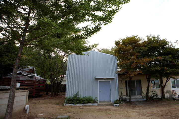 Yangji-ri residency location. Courtesy Real DMZ Project.