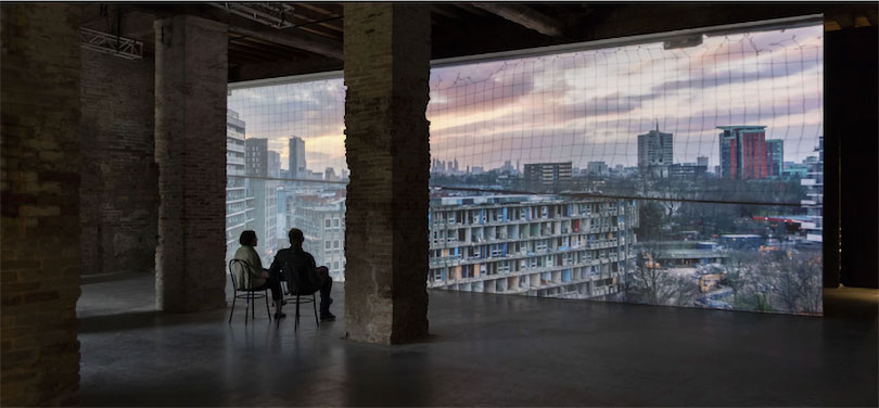 Do Ho Suh, 〈Robin Hood Gardens〉, Woolmore Street, London E14 0HG, 2018. © the artist. Courtesy Lehmann Maupin New York, Hong Kong and Seoul, and Victoria Miro, London/Venice